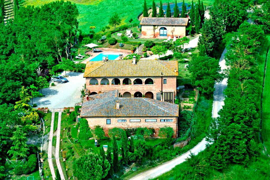 Charme e tranquillita'  in campagna - Monteroni D'arbia