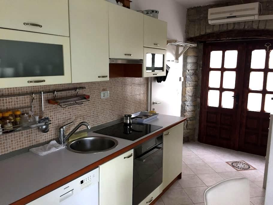 Cute apartment with view in Padna - Padna - Appartement