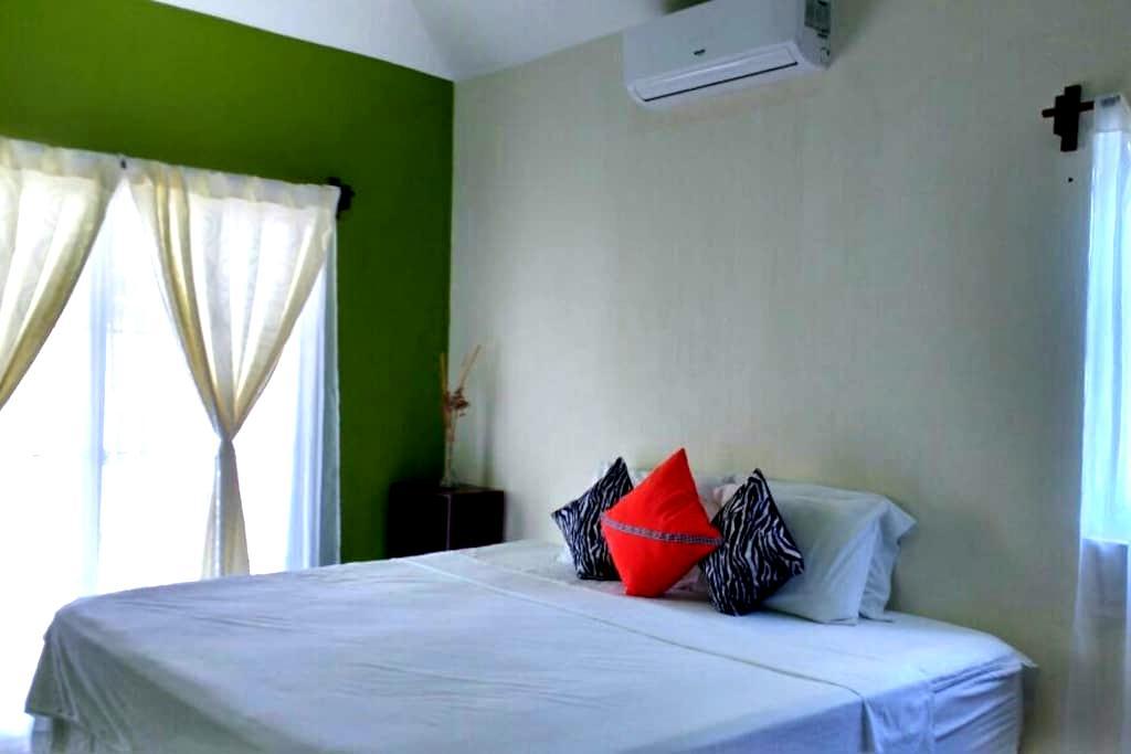 Tapir room 2.5 miles from Flores - San Benito - Casa