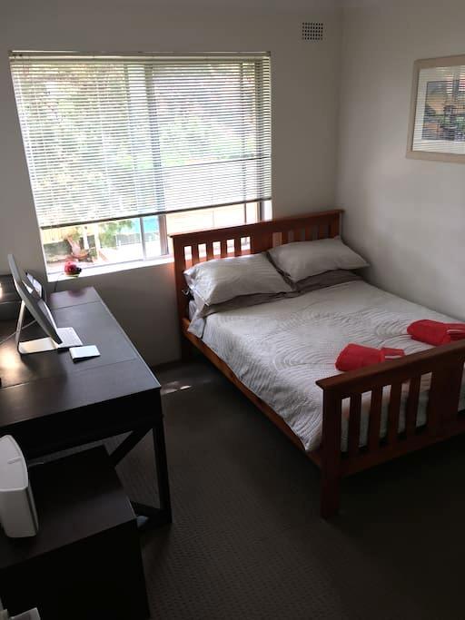 Home away from home - Five Dock - Apartamento