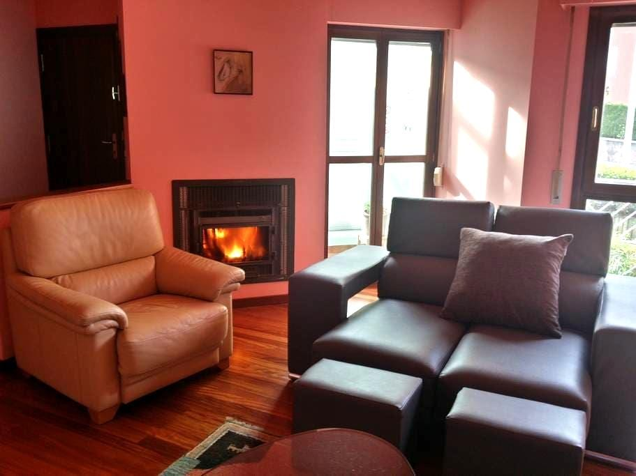 Cozy house in quiet area | Walk & bus to downtown - Donostia - Hus