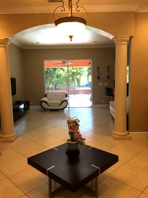 Luxurious Home - Miami - Casa
