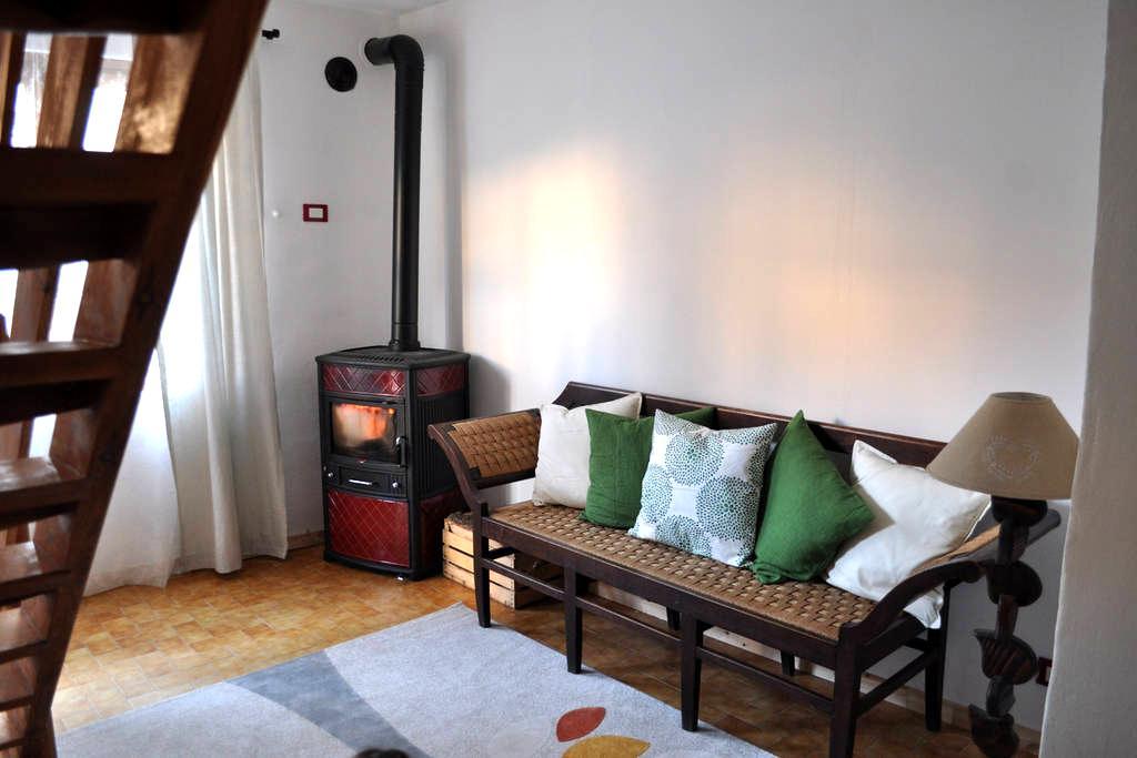 Double room in Family B&B - Cascinette d'Ivrea - Bed & Breakfast