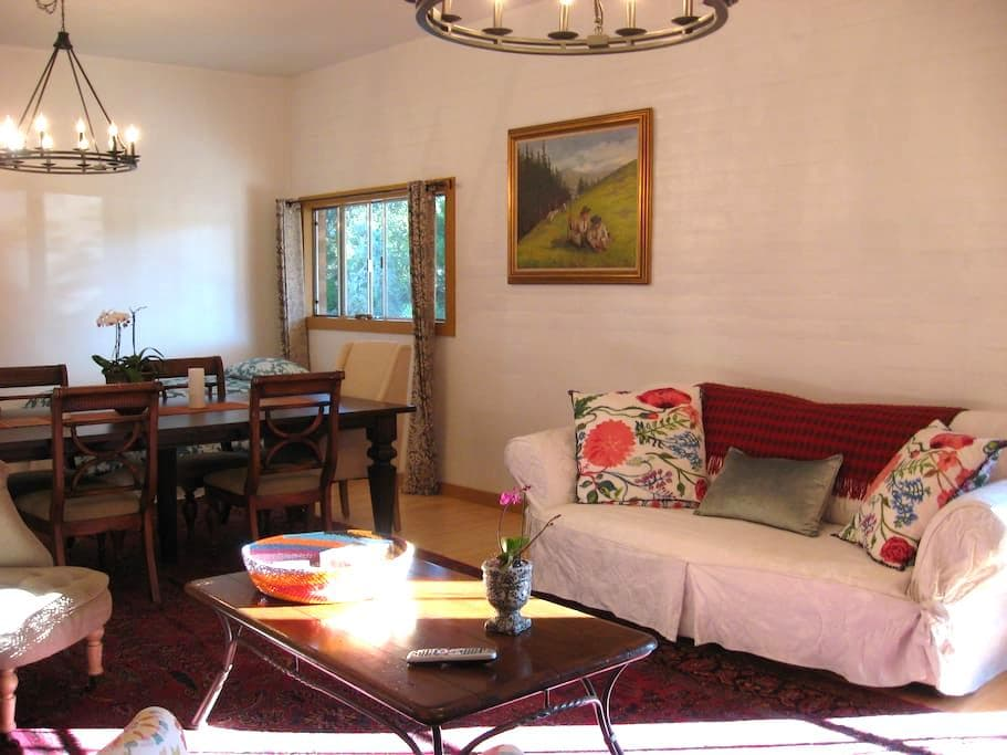 Charming Clean Comfy Two Bedroom Cottage - Solvang - House
