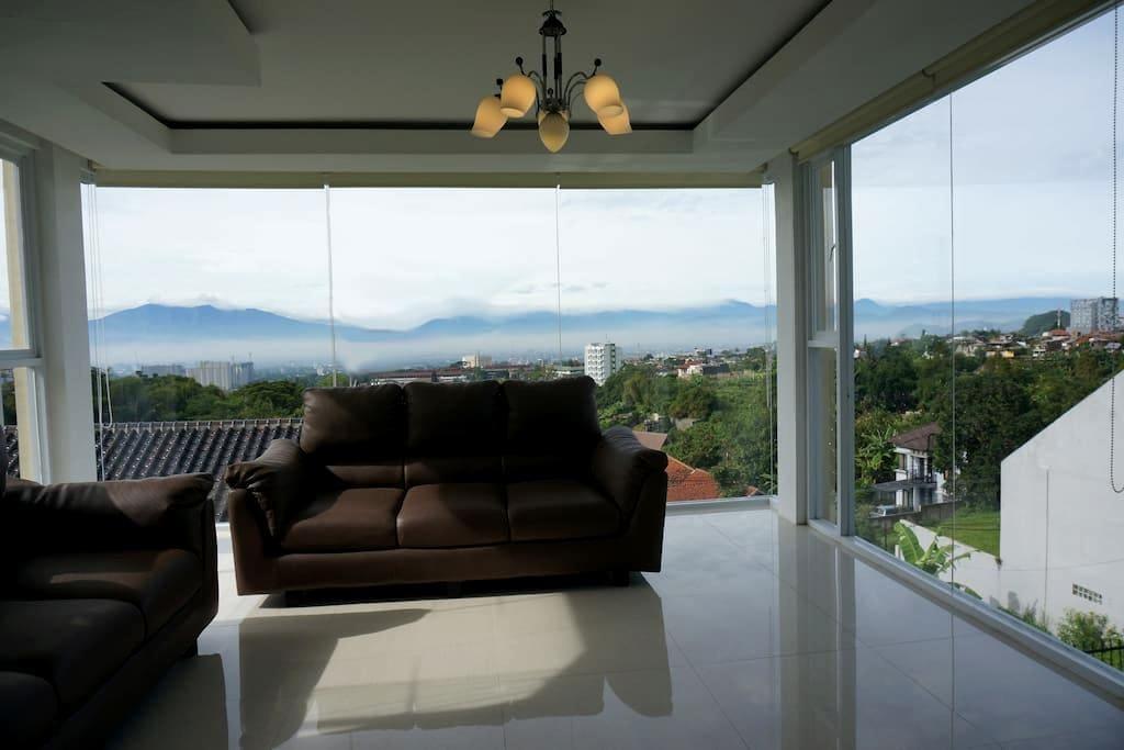Bandung Mountainous View-Setiabudi, Villa MS - Cidadap - Villa