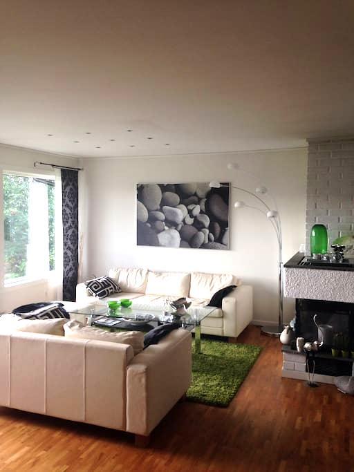 At home in Trondheim!Available now! - Trondheim - Rumah