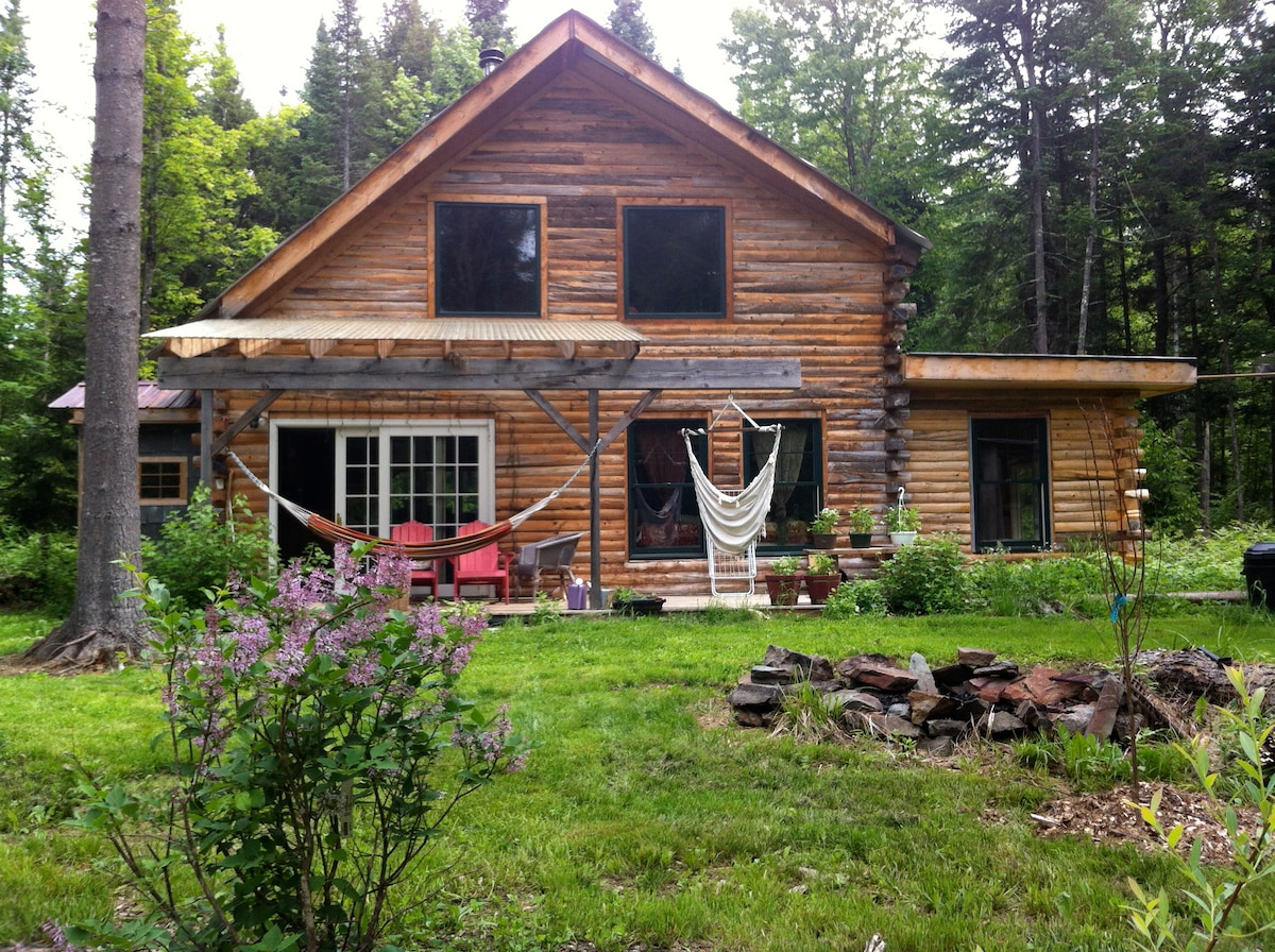 Magical Karma Cabin In The Woods   Cabins For Rent In Morristown, Vermont,  United States