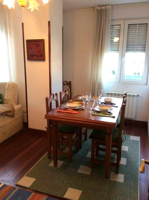 COMFORTABLE APARTMENT AT GAMA - Gama (Barcena de Cicero) - Apartamento
