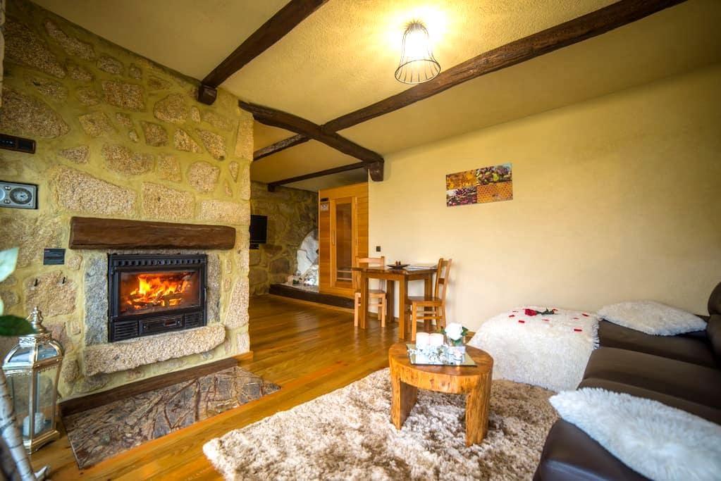 Love Story home Gerês - Viana do Castelo - Villa