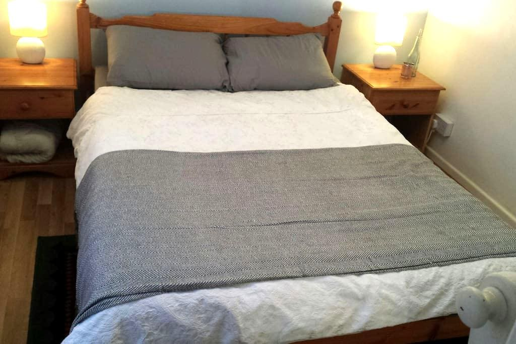 Cosy bedroom, free street carpark, Combe Down - Bath - Wohnung