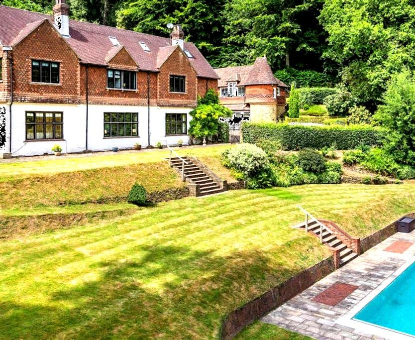 Like a Mini-Country Club in The Surrey Hills - 薩里(Surrey)