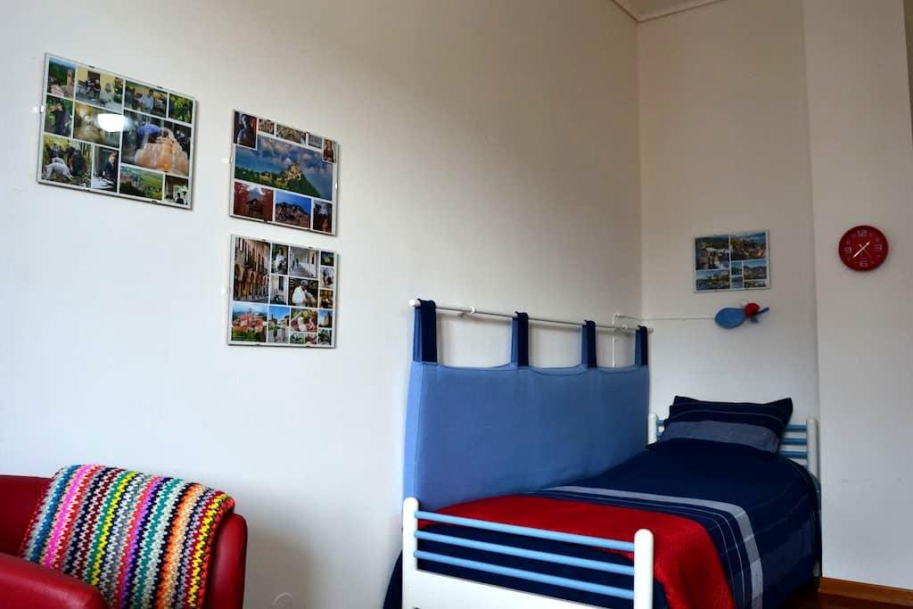 Una stanza accogliente in centro di Cuneo. - Cuneo - Apartment