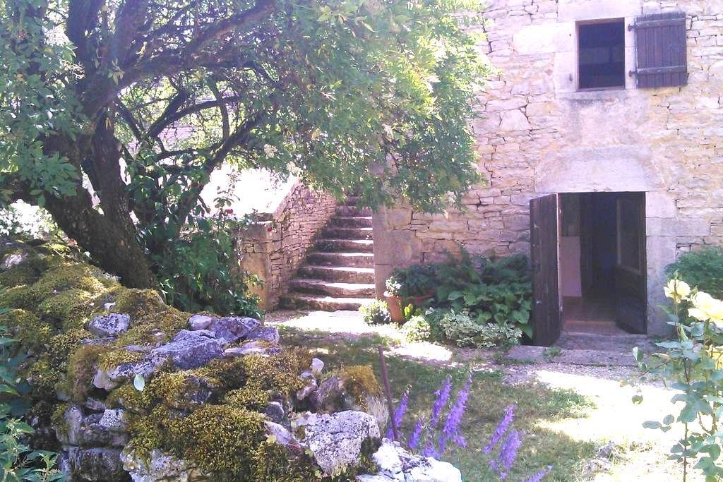 La Fermette du Causse - Cajarc - Casa
