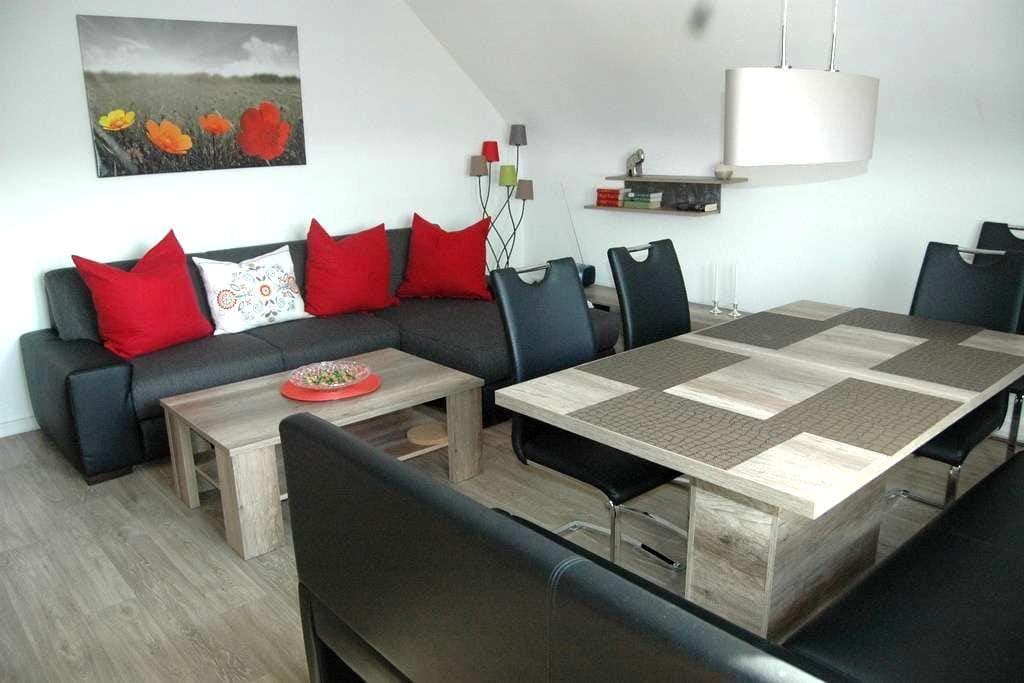 Ferienwohnung Josef / holiday apartment - Mettlach - Departamento