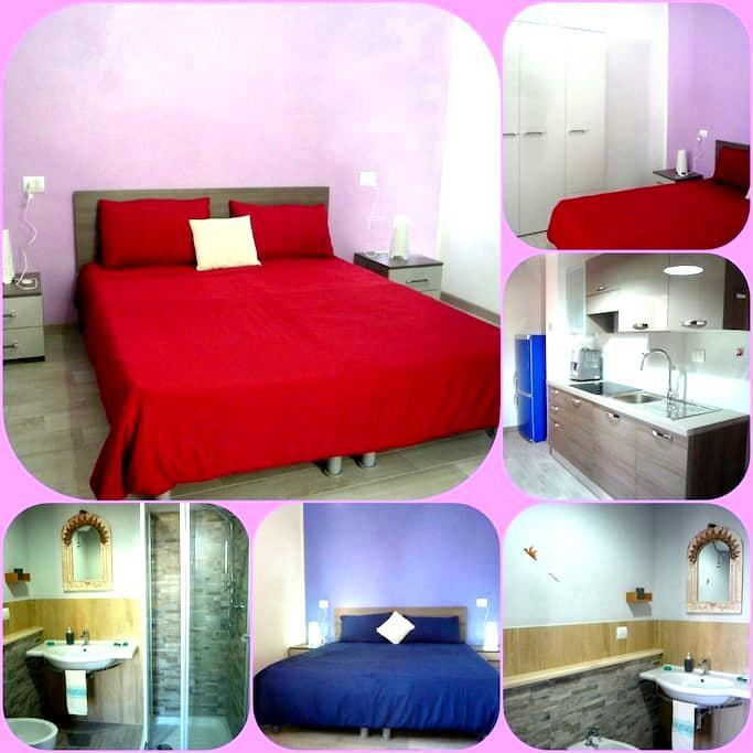 Accogliente camera doppia con bagno - Assemini - Bed & Breakfast