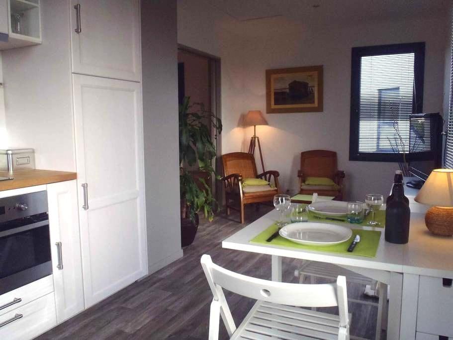 Appartement terrasse - Plougonvelin - Apartemen