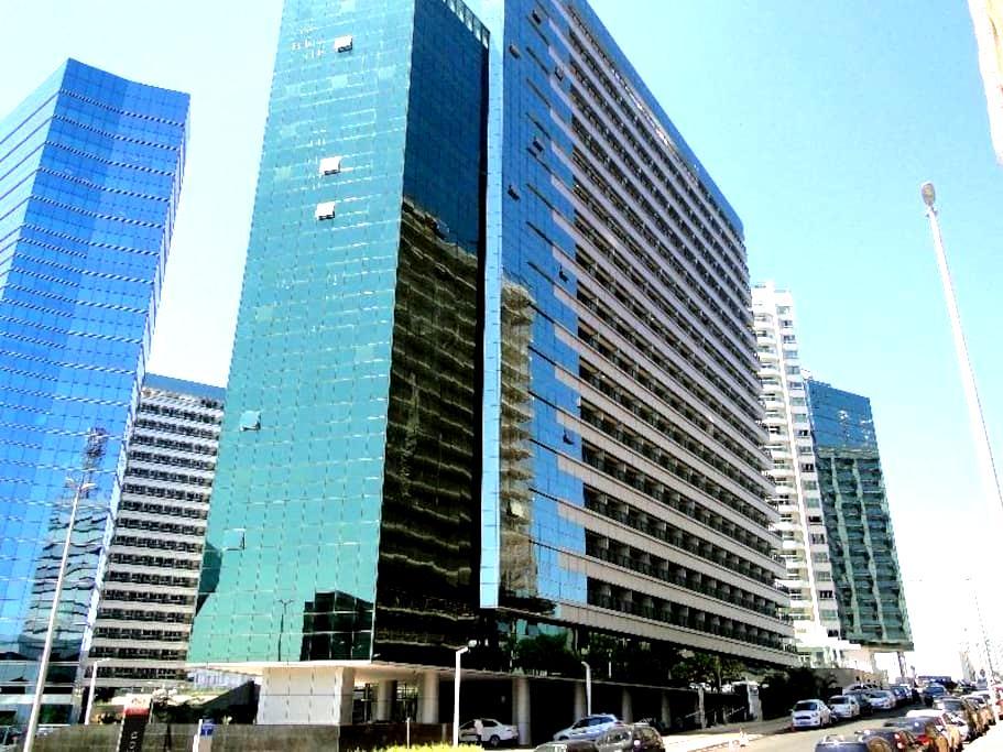FLAT Brasília - Fusion (SHN) - Brasília - Appartamento con trattamento alberghiero