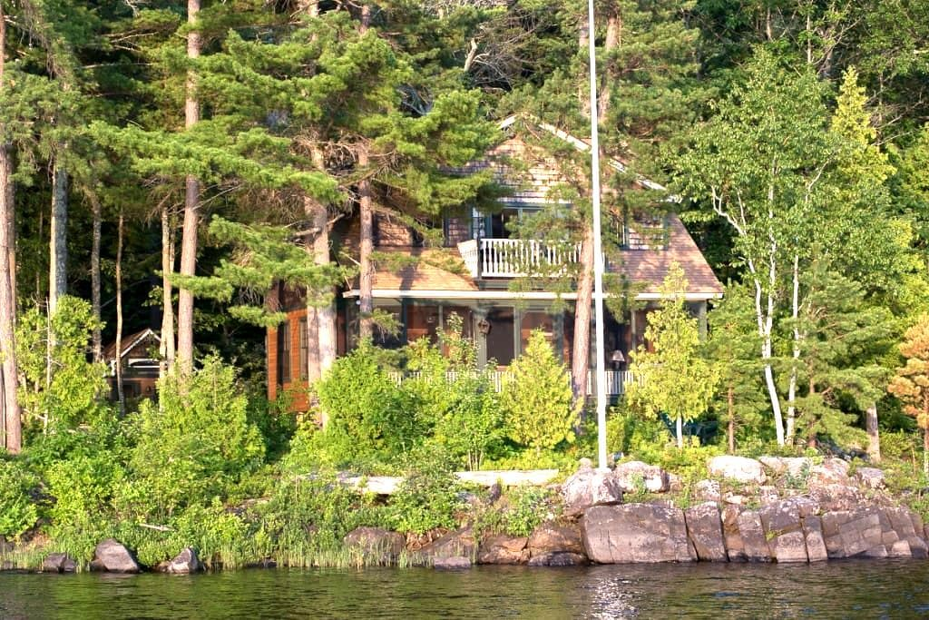 LoonSong Lakefront Luxury Home - Wayne - Ev