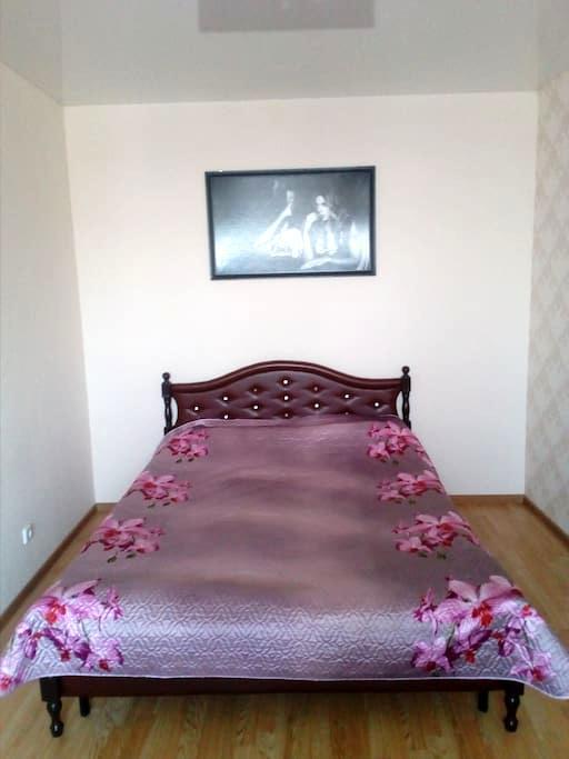 уютная 1комнатная квартира с джакузи - Ulyanovsk