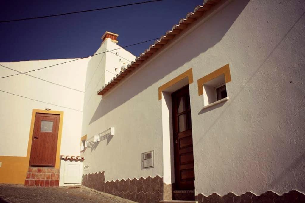 Casa Avó Maria - Bordeira - House