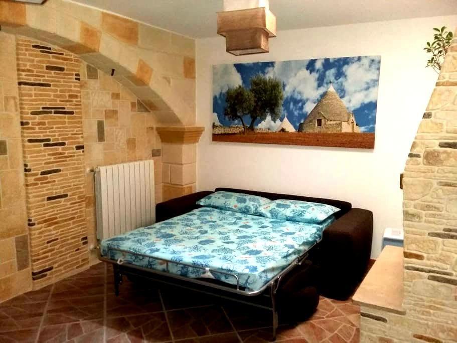 La casa nel bosco - Taranto - 別墅