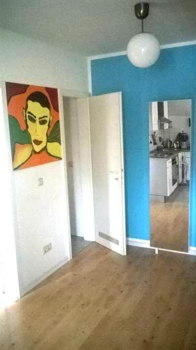 Gemütliche Wohnung in Poppelsdorf - Bonn - Flat