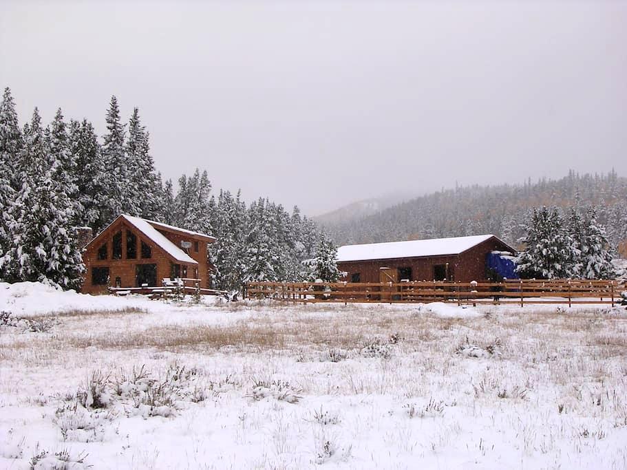 Private Cabin Close To Breckenridge - Fairplay - Mökki