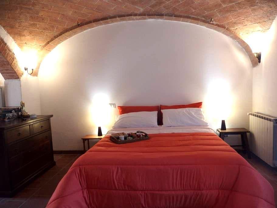 Mimosa room - Torrita di Siena - Wohnung