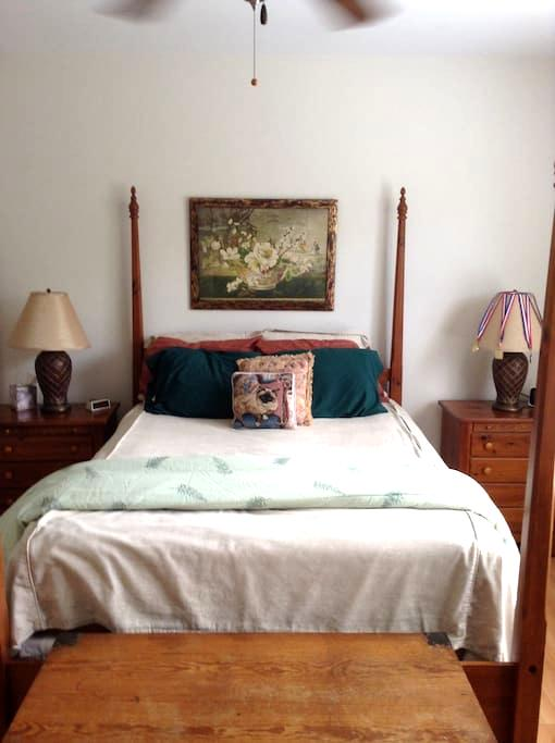 2 bedrooms available in cozy Wilmington townhouse - Leland - Departamento
