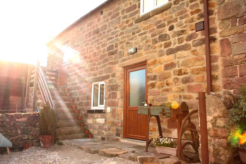 Hayrick Cottage - Belper - Dom