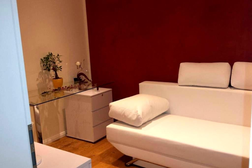 Komfortables gemütliches  Zimmer - Nußloch - Huis