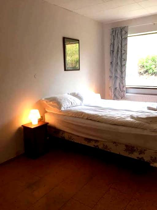 Bedroom for 2 in the heart of the east - Reyðarfjörður - Byt