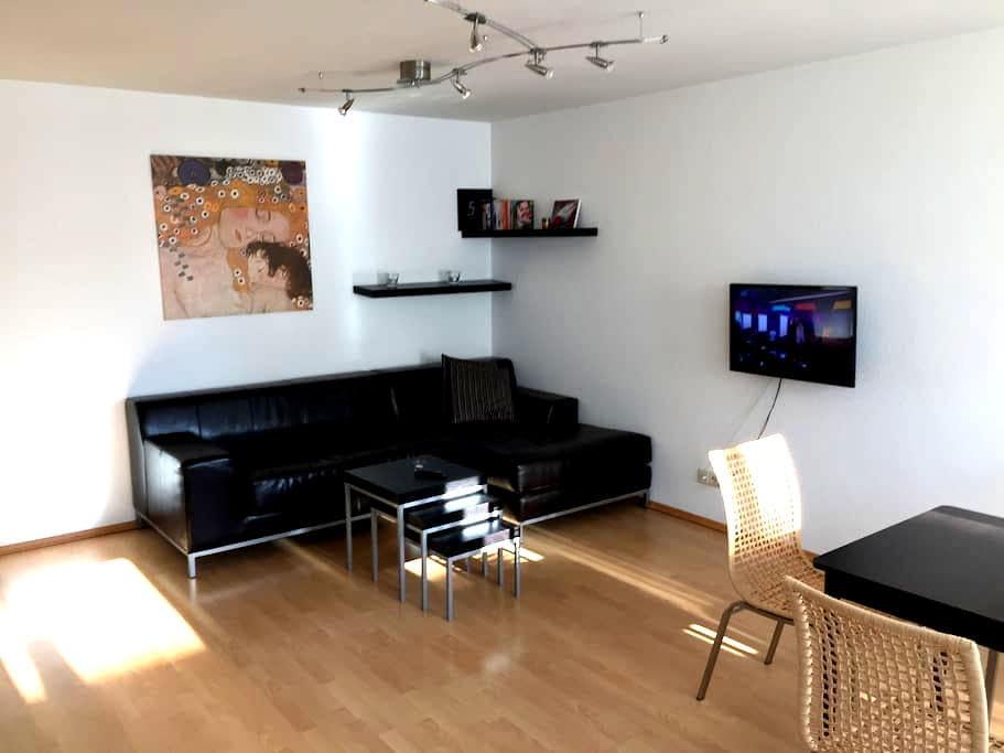 Gemütliche kleine Wohnung in Nordheim - Nordheim - Huoneisto