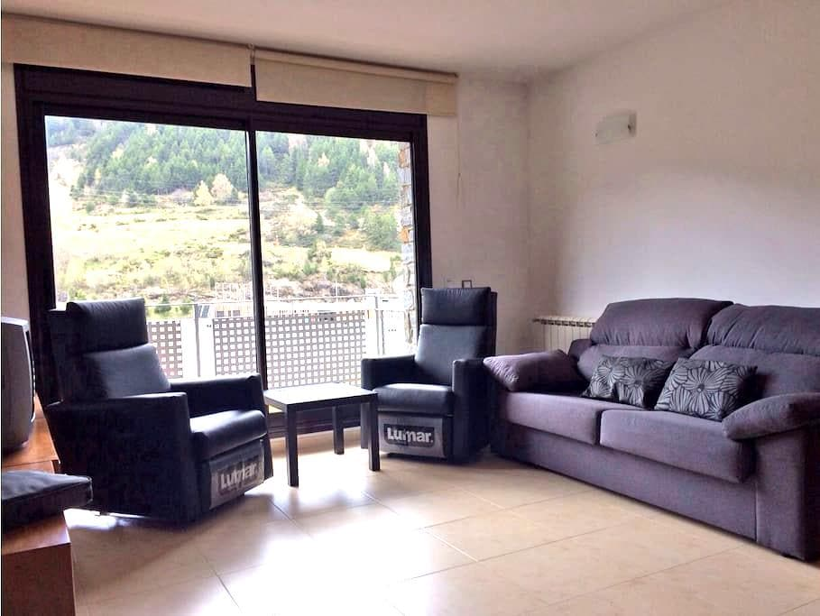 Apartment Canillo / Tarter 6 pax - Canillo - Lejlighed