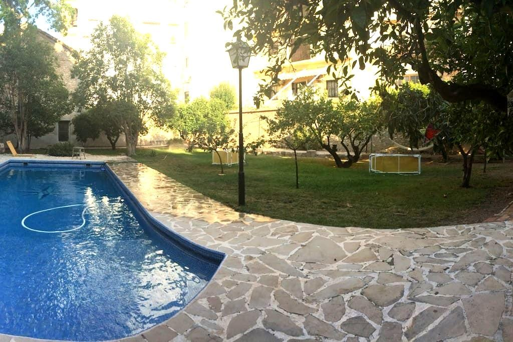 Castillo con piscina en Liria - Llíria - Istana