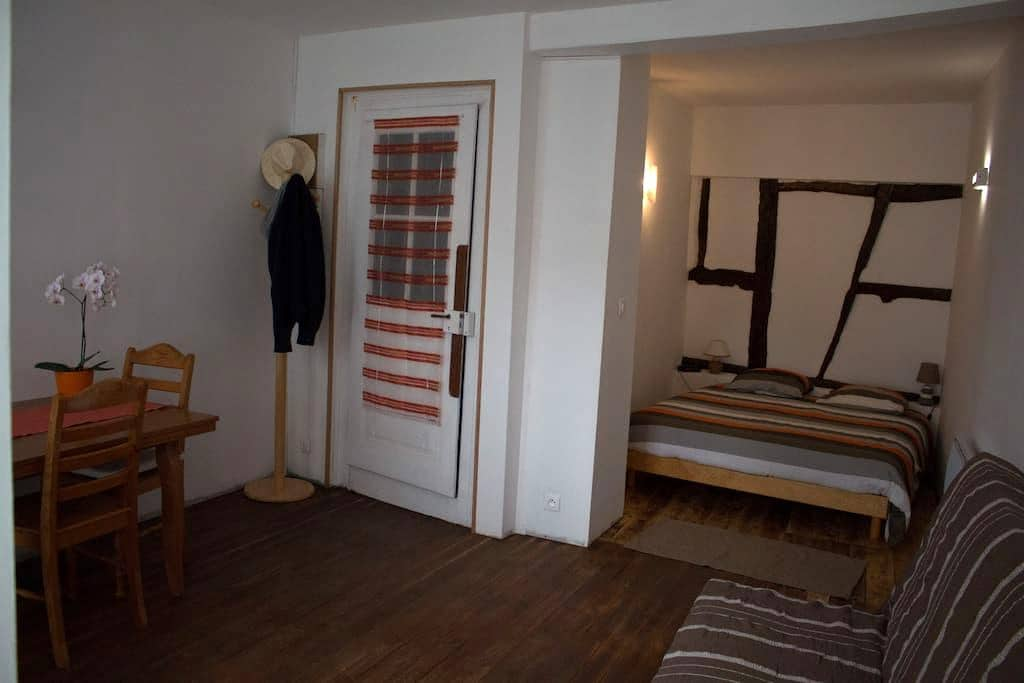 35m²  bedroom in an Alsacian house - Brumath - Haus