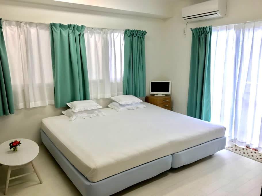 Clean, comfy & convenient Private Room in Ishigaki - Ishigaki-shi