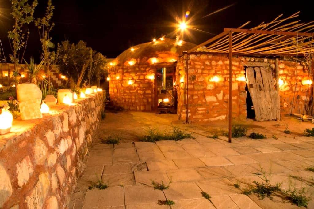 Petra bedouin house 1 - Petra - Dům