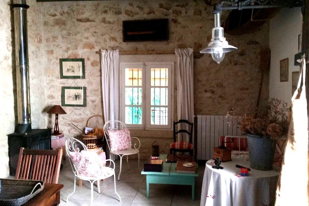 Petite maison dans le sauternais - Langon - Huis