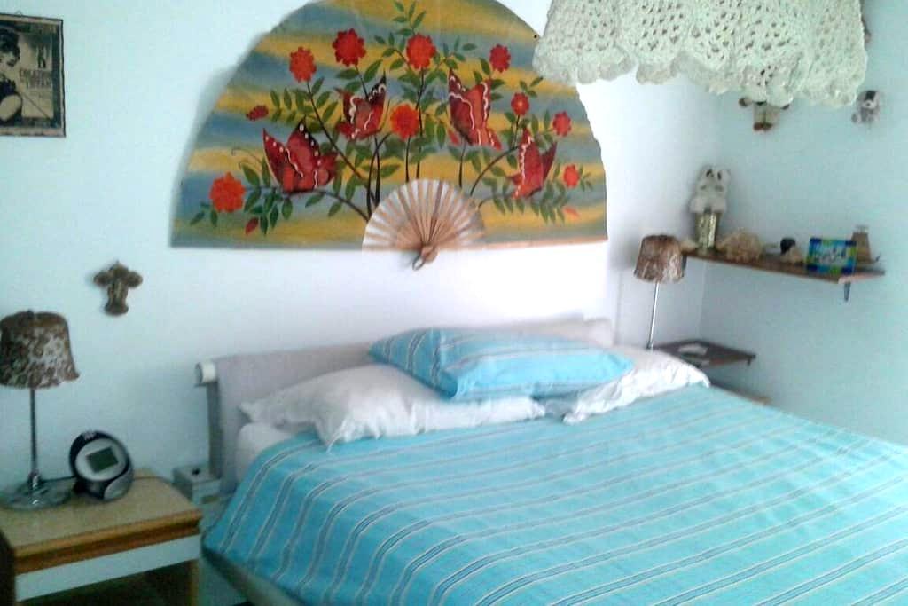 Cabina sul mare - Vallecrosia - Apartamento