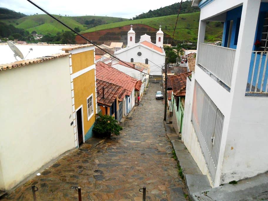 Casa carnaval centro de São Luiz do Paraitinga - São Luís do Paraitinga - Casa