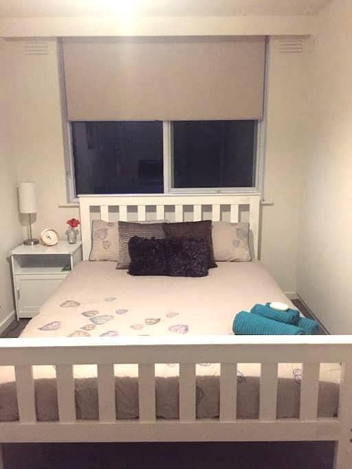 Cozy, comfy & clean apartment close to everything! - Saint Kilda - Altro