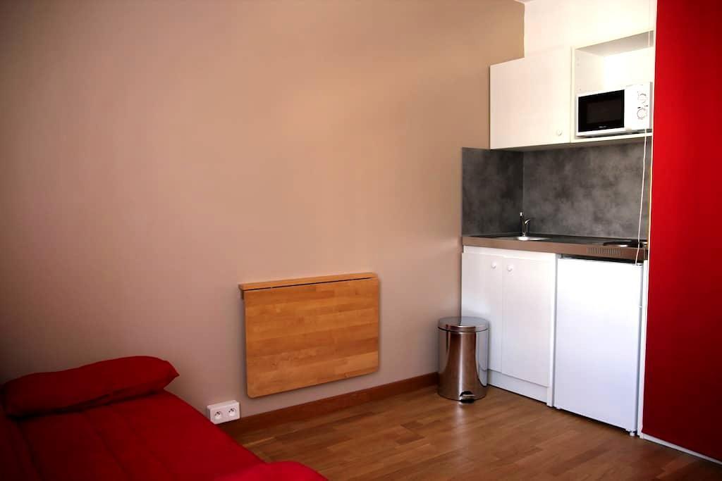 Petit studio de 15m² - Montpellier - Apartament