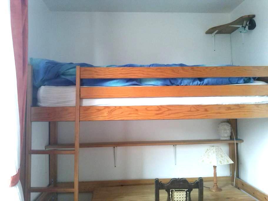 Chambre dans maison écologique - Chatou - Haus