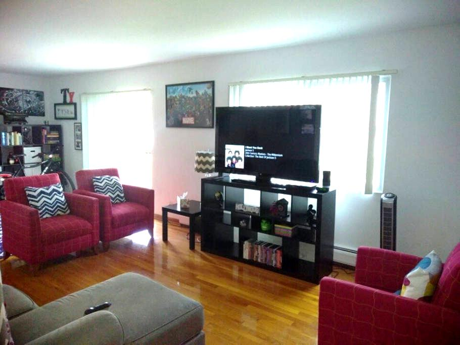 Large private 2bed apart. north of CHICAGO - Des Plaines