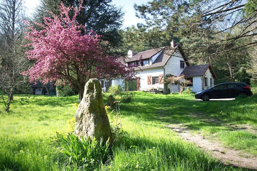 Maison en bord de forêt - Saint-Martin-de-Bréthencourt - House