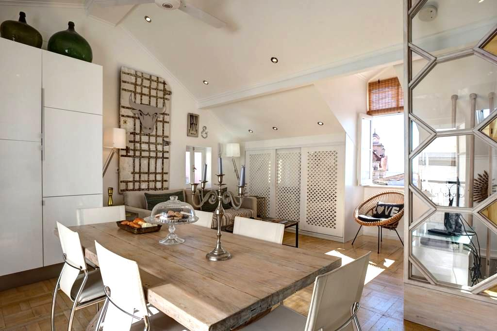 51 Alfama 2BD duplex River views - Lisboa - Haus