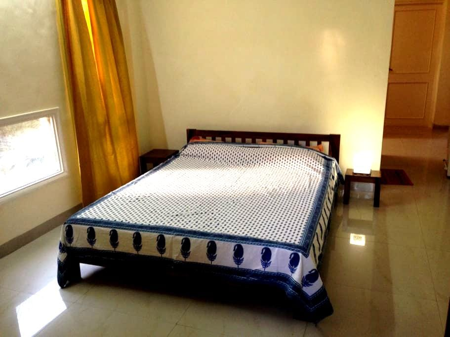 Awesome room, location & hosts !!! - Pune - House