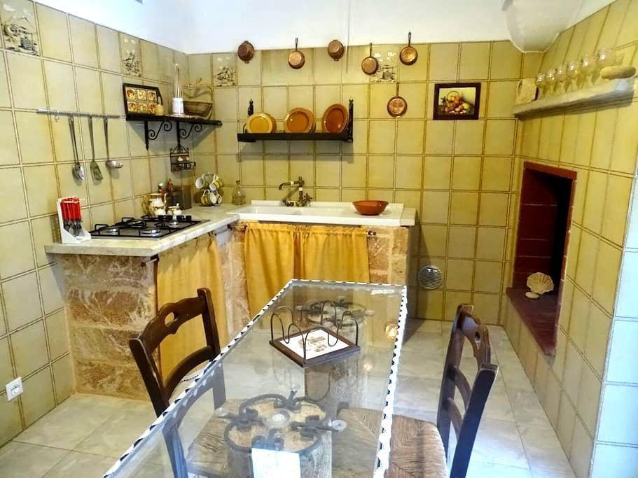 Casa vacanza Mamma Italia - Maglie - House