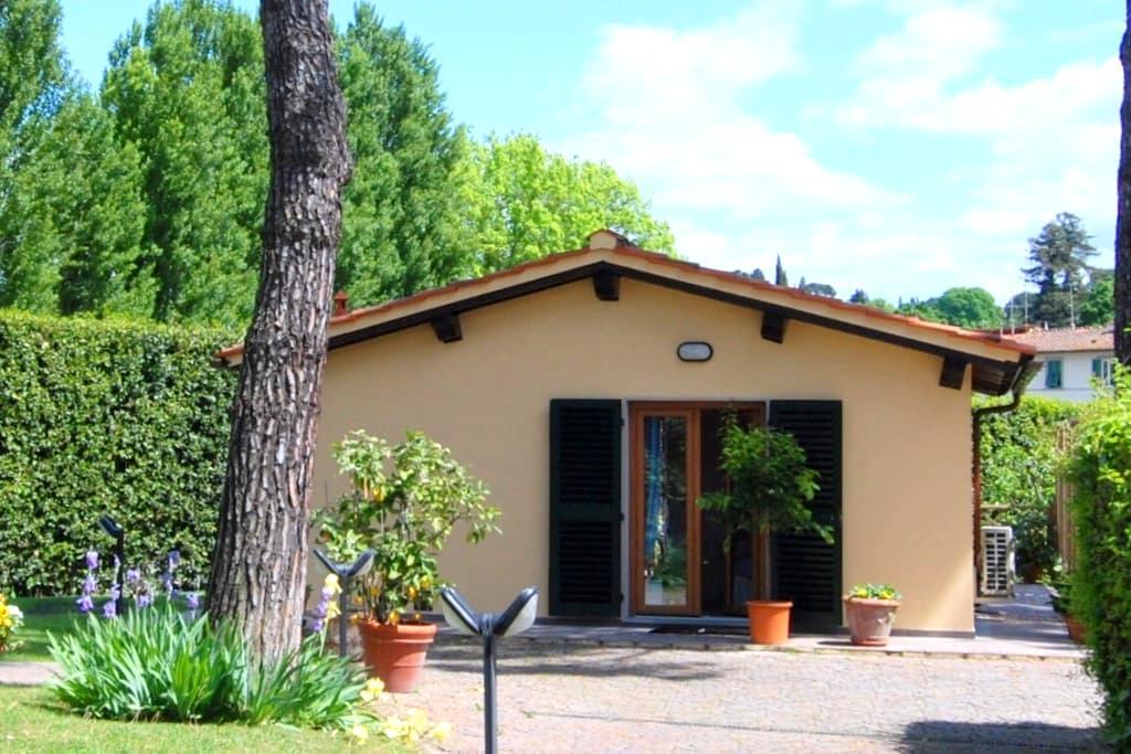 Cottage Michelangelo,verde in città - Firenze - House